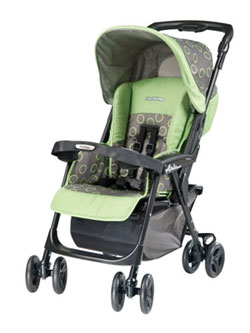 How To Get Peg Perego Car Seat Out Of Stroller