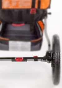 The SE Single Stroller Foot Brakes
