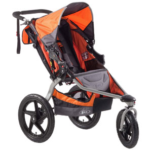 E.g of Jogging Stroller: The Bob Revolution SE