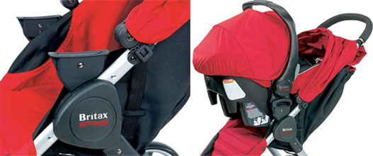 britax b agile stroller review strollergy. Black Bedroom Furniture Sets. Home Design Ideas