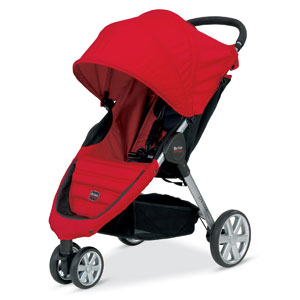 E.g of Standard Stroller: The Britax B-Agile