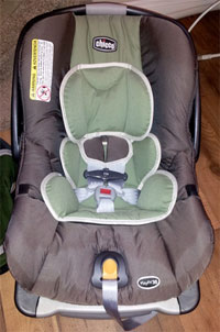 Chicco Cortina Keyfit 30 Travel System Review Strollergy