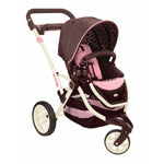The Contours Options Stroller - Blush
