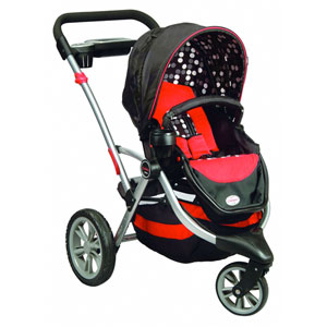 Contours Options 3 Wheeler Stroller