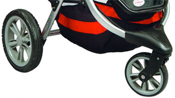 The Contours Options 3 Wheel Design