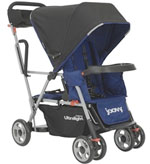 Joovy Caboose Ultralight Tandem Stroller - Blue