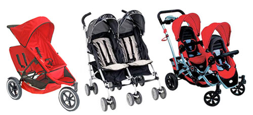 Best Double Stroller • Strollergy