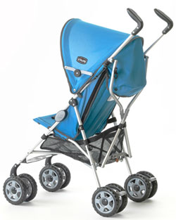 The Chicco Capri Sideview