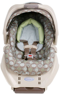The Graco Spree Infant Car Seat