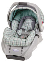 The Graco DuoGlider Car Seat