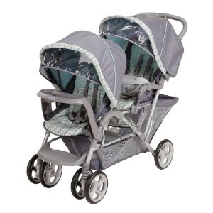 E.g of Double Stroller: The Graco DuoGlider LX