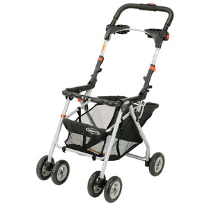 E.g of Stroller Frame: The Graco SnugRider